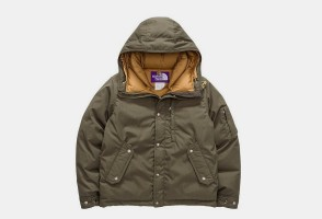 The North Face紫标系列释出2018年冬季单品